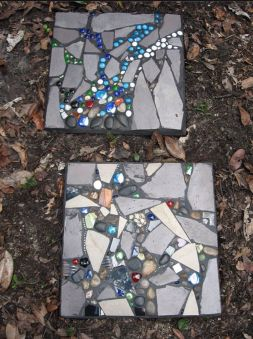 Mosaic Patio 70